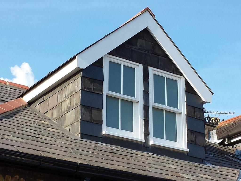 Dormer window london