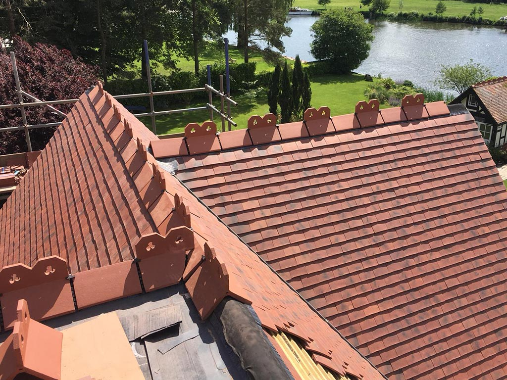Roof refurbishment London