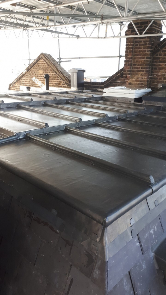 Lead Work Roof